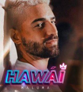 hawaii maluma lyrics english