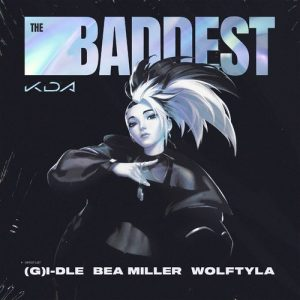 the baddest k da lyrics english