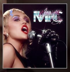 Miley Cyrus Midnight Sky lyrics english