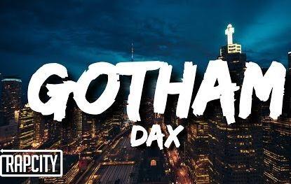 dax gotham lyrics english