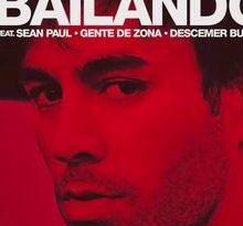 bailando spanish to english