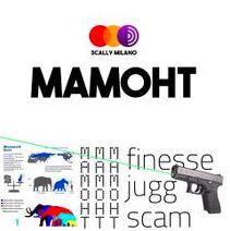 мамонт mammoth scally milano lyrics english